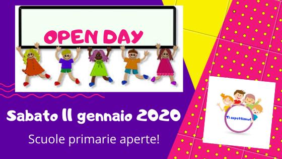 Open Day Scuola Primaria Istituto Comprensivo Statale Arcisate